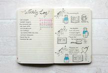 Bullet Journal Things