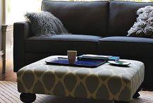 Home - ottoman ideas / I really want an ottoman! :)