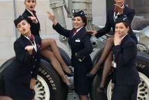 Flight  Atendents