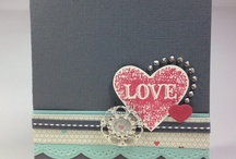 Cards ~ Hearts / by Wendy Dodds