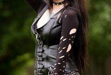 Goth Metal Women