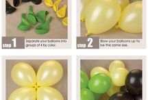 Arrangementer / Party Ideas