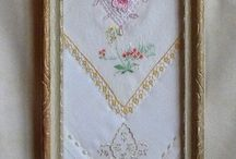 handkerchiefs--vintage, upcycle