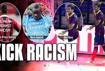 8 Pesepakbola Yang Menjadi Korban Rasisme / Sejumlah pesepakbola ini pernah mengalami perlakuan rasis saat bermain di lapangan.