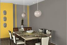 Interior Colour Combinations / Its all about the colour combination wether its of interior  keeping in mind the surroundins and atmosphere and location.