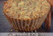 Muffins ~ Gluten-Free & Vegan