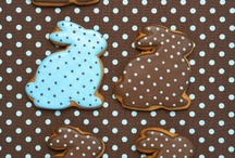 Easter/spring cookies-cakes