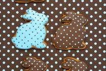 Easter/spring cookies-cakes