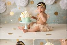 Imie cake smash ideas