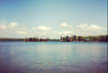 Favorite Places & Spaces / by Lindsey Clymer