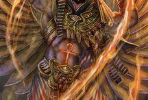 Horus tatto