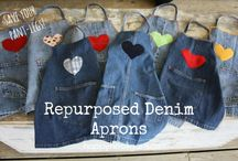 Fabric Craft - Repurposed Denim