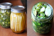 """""""Put 'em up!!!"""" / Canning and preserving"""