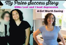 Real Food Transformations and Success Stories / by Maranda Carvell RHN