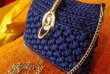 Cluch azul