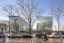 AZC - Immeuble de bureaux Avenue Leclerc, Boulogne-Billancourt