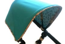 Custom canopy for Bugaboo / Hand made canopies for Bugaboo stroller