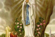 Virgen Lourdes