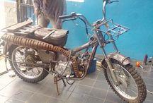 Honda c 86