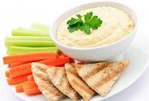 healthy snack ideas / by Aubrey Douglas