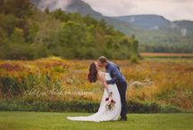 Rustic Vermont Late Summer Wedding / Flowers, flavors, and favors! A Vermont wedding is an unforgettable experience...
