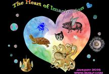 January 2016: The Heart of Imagination