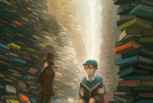 Books, Books, and More Books 2 / by Belinda Roussel