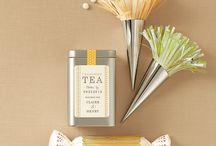 TÉ ➿TAZAS / Todo sobre el té / by Lilybeth Puga