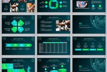 charts powerpoint templates