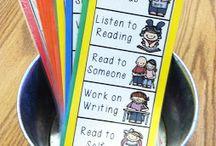 iLOVE Literacy Ideas (Daily 5)