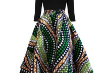 my African fashion type
