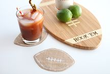 Football Tailgating Decor