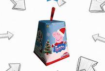 Christmas Time / La nuova selezione di Pandorini Dolci Preziosi disponibile nei migliori supermercati e bar!
