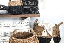 Lovely Home Baskets Ideas for Storage