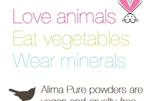 Vegan and Cruelty Free Products / by The Hippie In High Heels