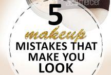 Nice makeups / Maquiagens