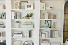 Shelves galore