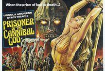 cliche horror posters