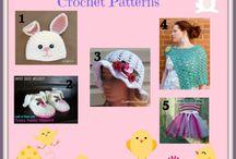 Crochet Theme Sets