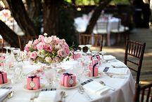 Decoração em Tons de rosa / Inspirações para o mini wedding da Ju e do Lipe que fiz como decoradora na Art Assessoria & Evento, no Restaurante Scotton.