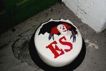 tortas de horror