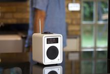 Ruark Audio R1 / The R1 MK3 radio features DAB/DAB+/FM and Bluetooth streaming in a luxurious cabinet available in walnut, black and white. Winner of a which best buy and what hifi 5 star review. A true design peace sure to enhance any room, perfect as a kitchen radio or bedside alarm clock radio.