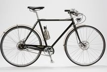 Bikes Inside / How your bike becomes part of the furniture & part of your home.