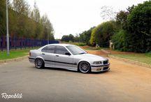 CARS • BMW E36
