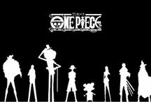 """ONE PIECE / It is a Japanese cartoonist Eiichiro Oda painting juvenile comics. Description of the body has a rubber wearing a straw hat Luffy youth to become """"One Piece"""" as the goal and his companions in the sea adventures of the story.I love one piece!"""