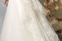 Lace & wedding dress
