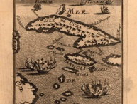 Historic Maps of the Caribbean