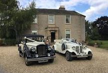 Our Wedding Cars - HIRE NOW! / Book one of our wedding cars for your wedding. Vintage to modern.