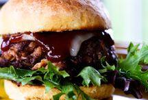 Burger inspiration / Hamburguesas ideales / Porque las hamburguesas no tienen por qué ser comida chatarra