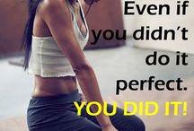 Motivation de remise en forme